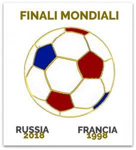 Francia Campione 1998 - 2018
