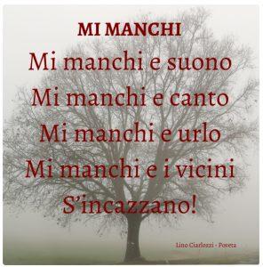 Mi Manchi e