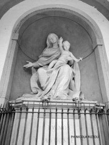 Statua Madonna Grassa